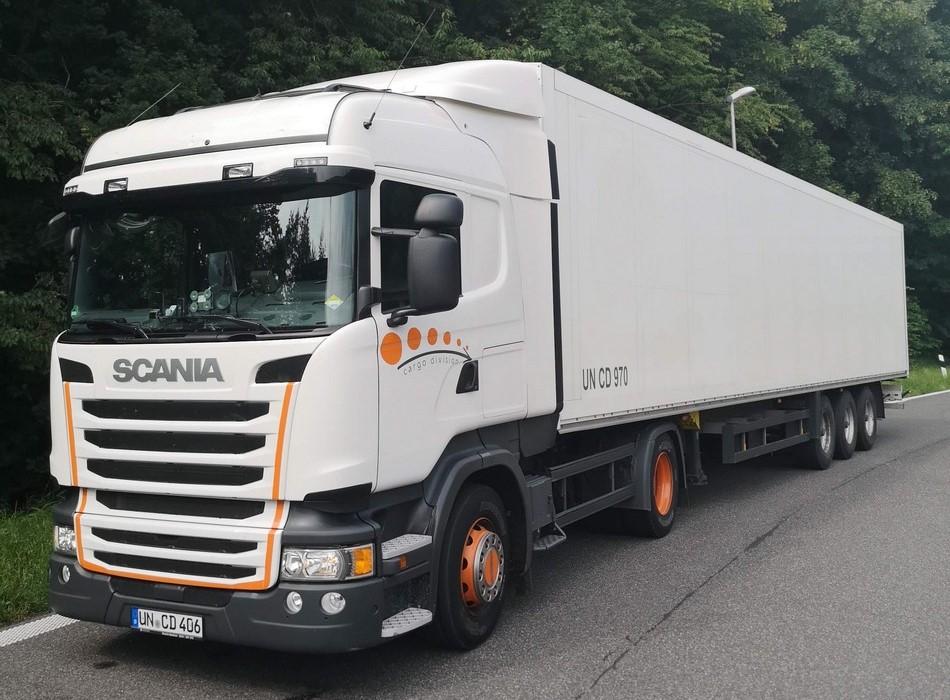 Scania Sattelzug